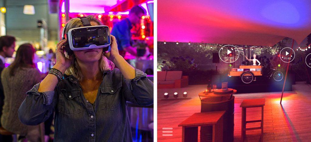 Nieuw: Jouw feest in virtual reality
