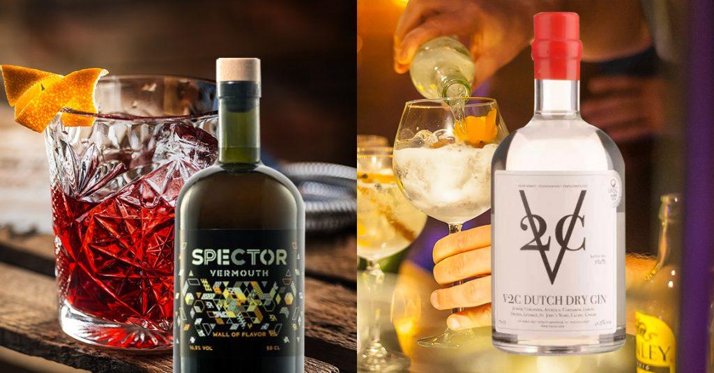 header nieuwe vermouth en gin concepten