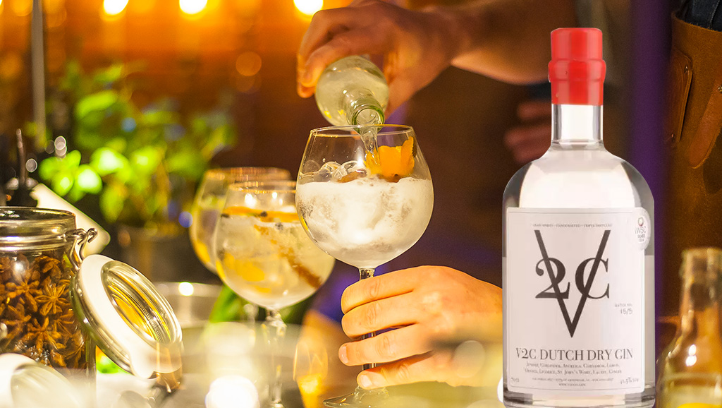 v2c gin bar